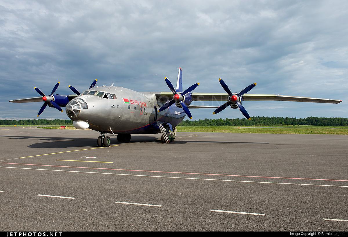 EW-338TI - Antonov An-12A - RubyStar