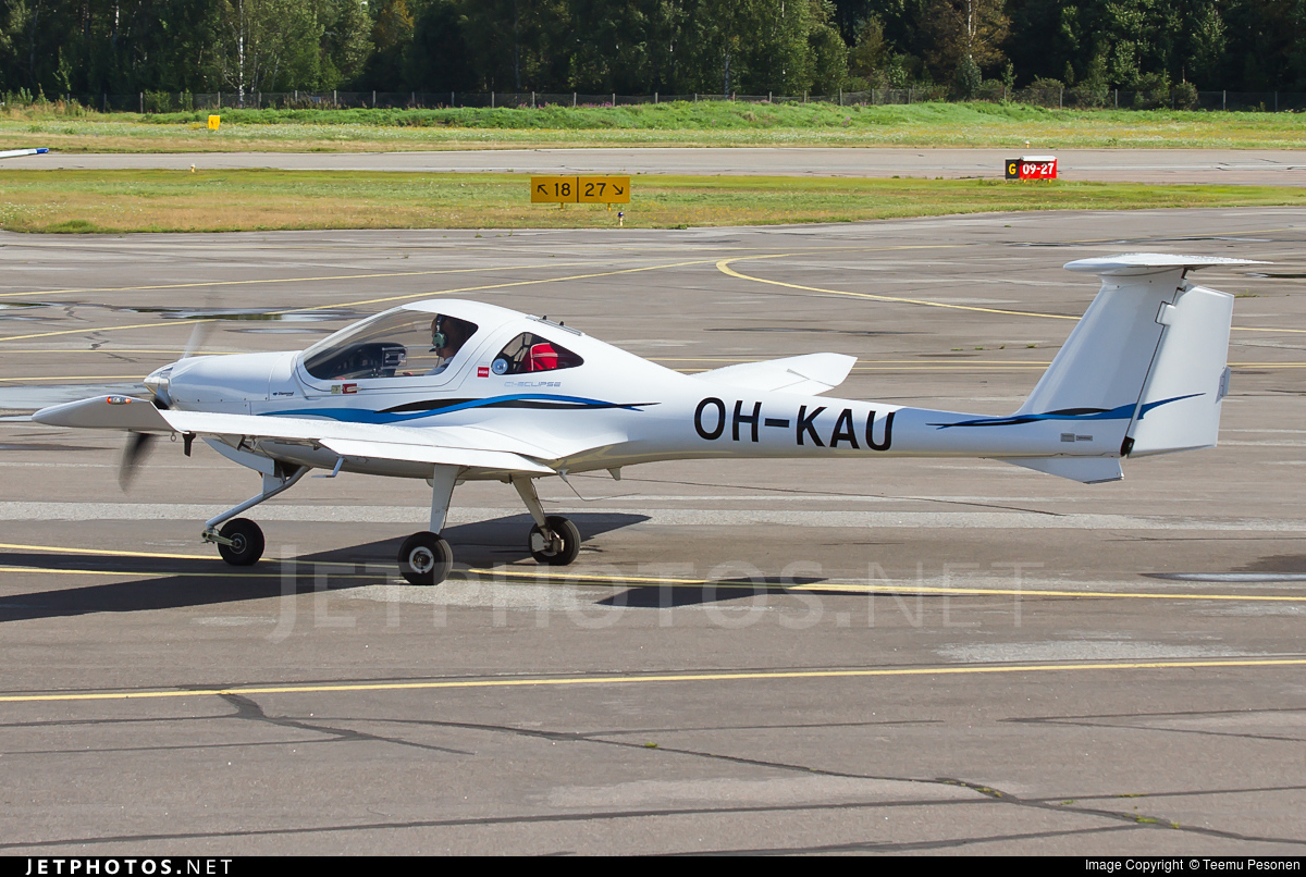 OH-KAU - Diamond DA-20-C1 Eclipse - Private