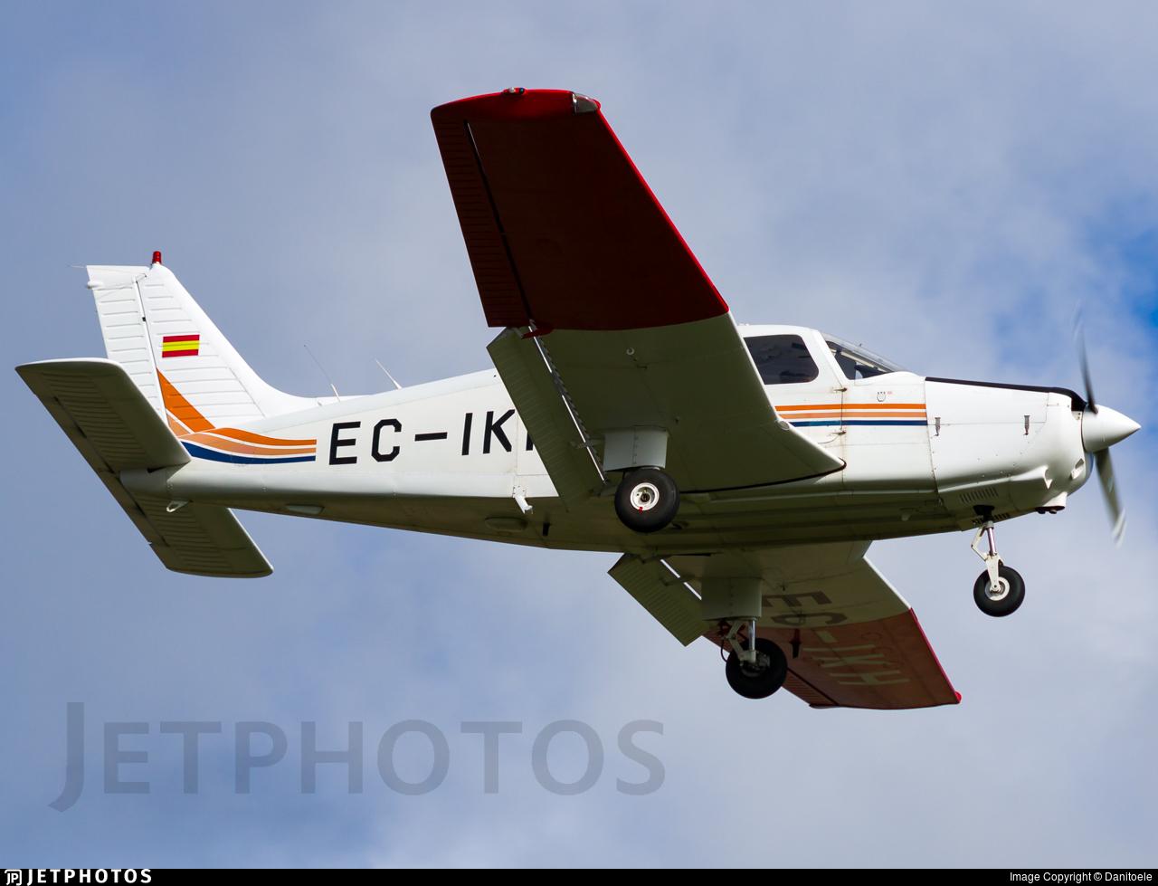 EC-IKH - Piper PA-28-161 Warrior II - FTE Jerez