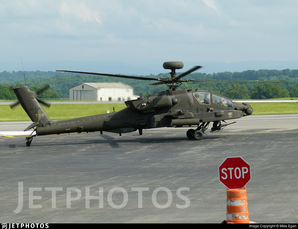 14-03035 - Boeing AH-64E Apache Guardian - United States - US Army