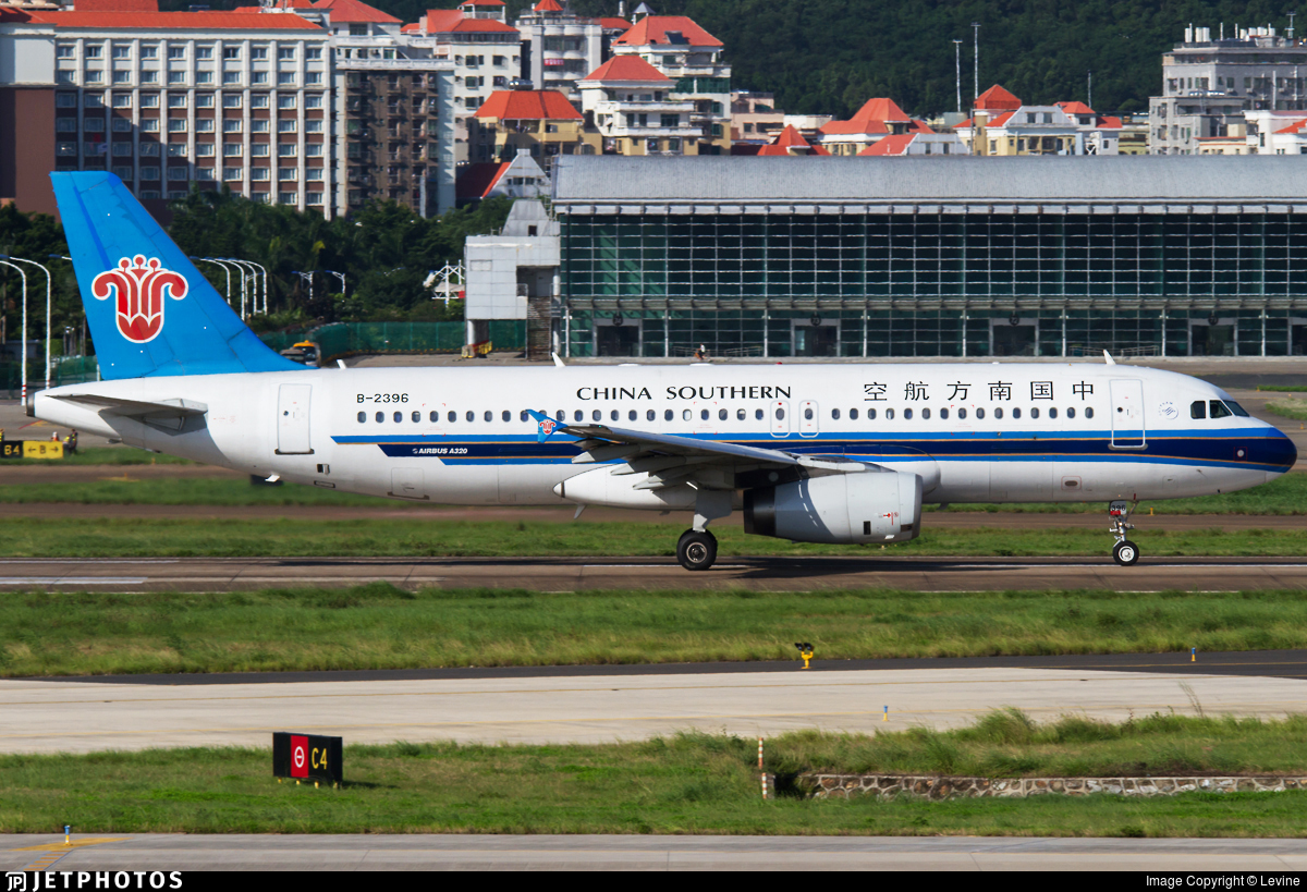 B-2396 - Airbus A320-232 - China Southern Airlines