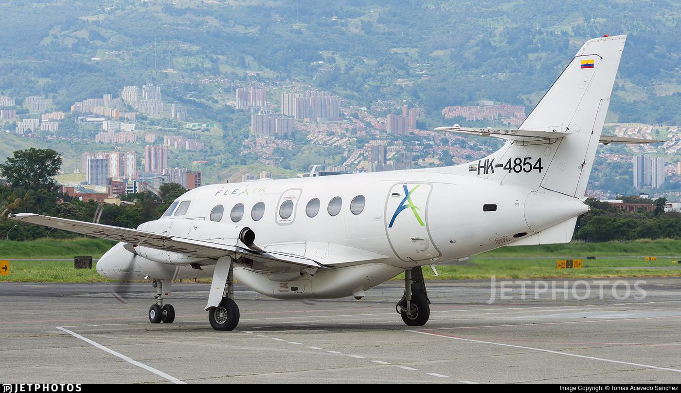 HK-4854 - British Aerospace Jetstream 32 - Flexair
