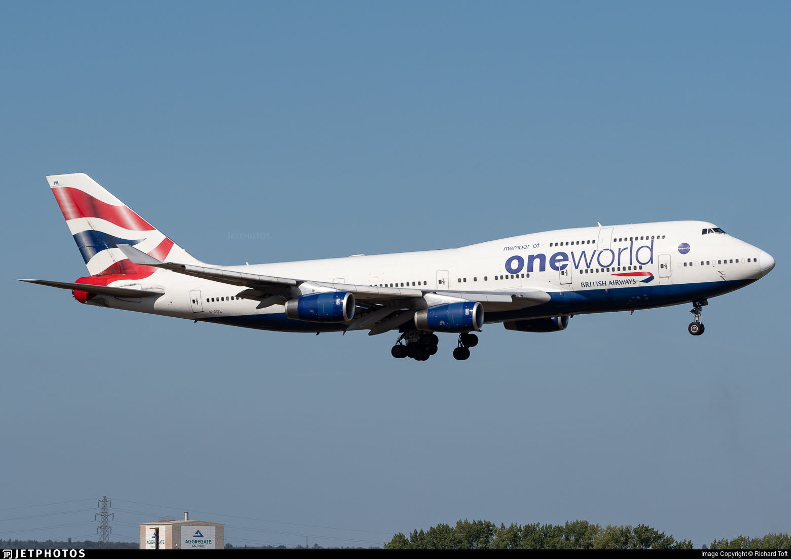 G-CIVL - Boeing 747-436 - British Airways