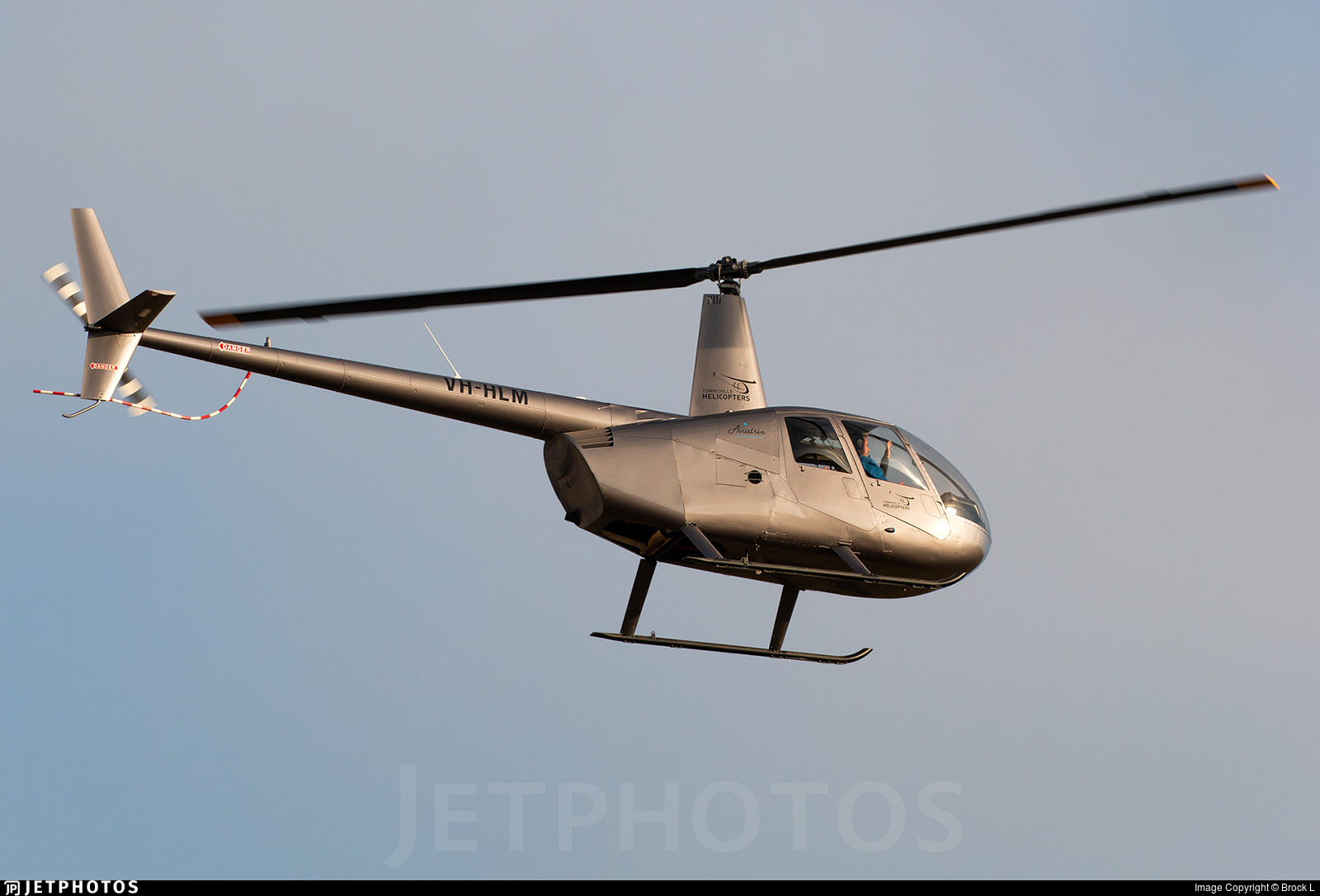 VH-HLM - Robinson R44 Raven II - Townsville Helicopters