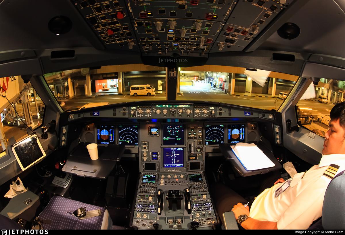 HS-LAK - Airbus A330-941 - Thai Lion Air