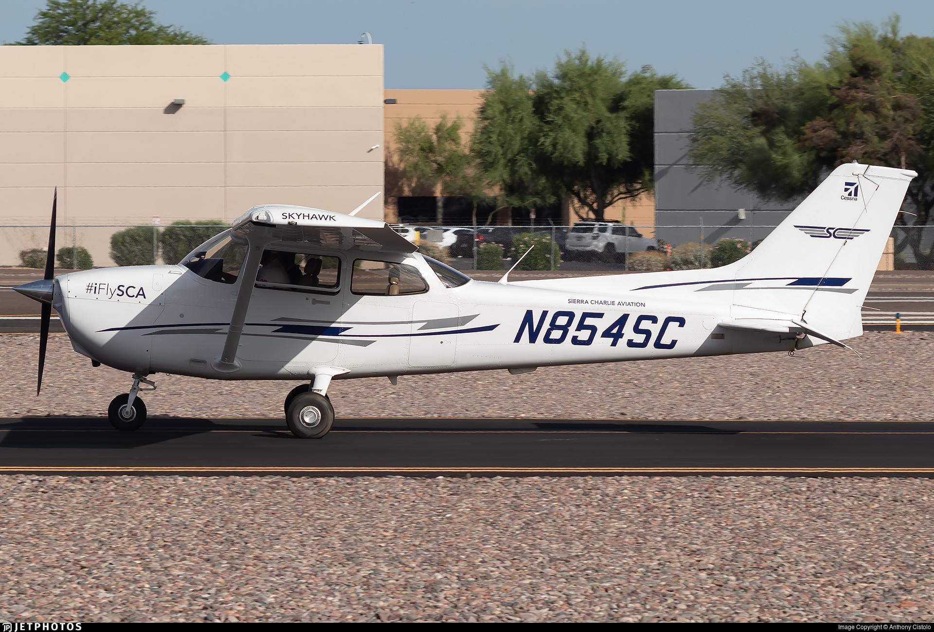 N854SC - Cessna 172S Skyhawk SP - Sierra Charlie Aviation