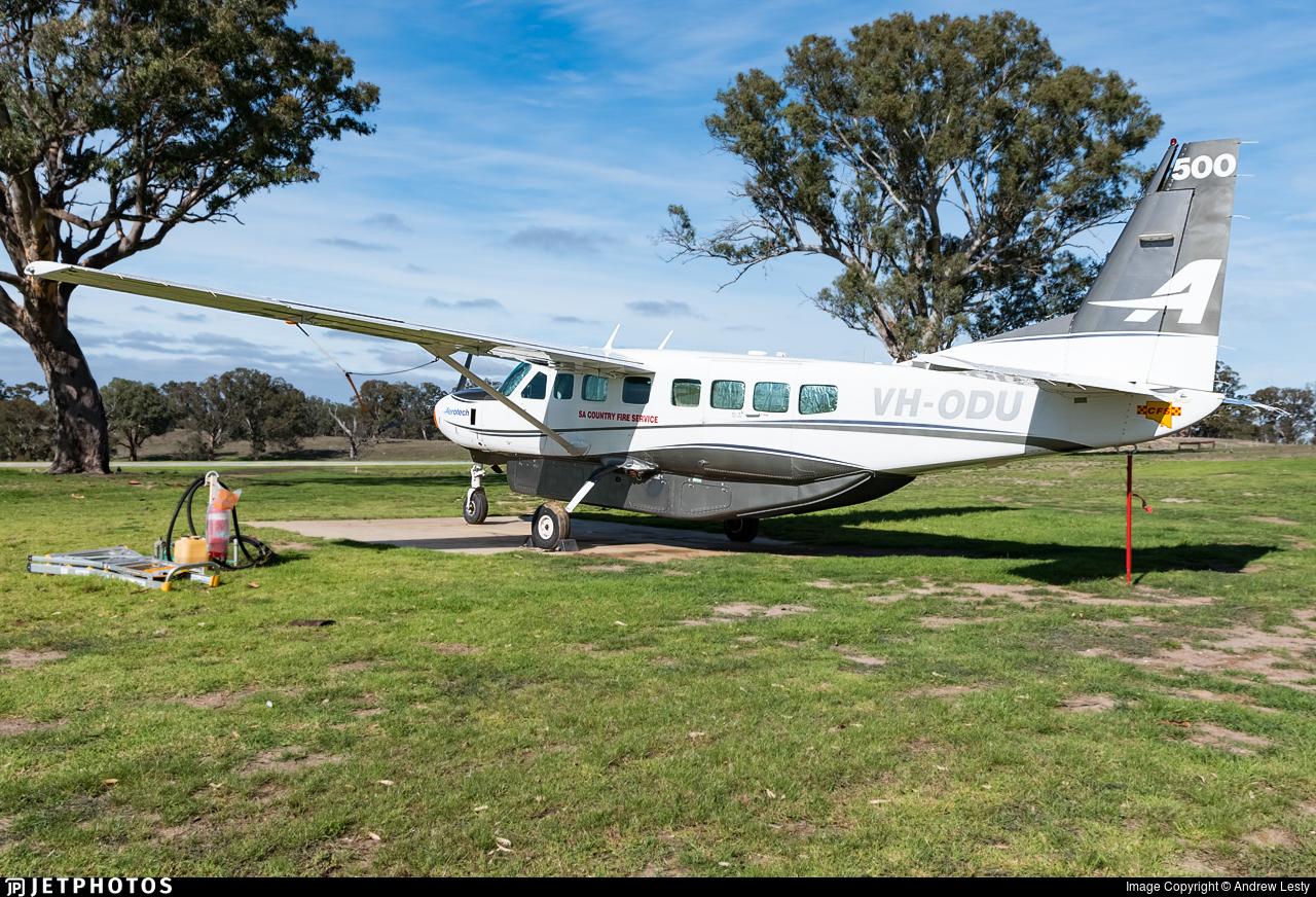 VH-ODU - Cessna 208B Grand Caravan - Aerotech Australasia