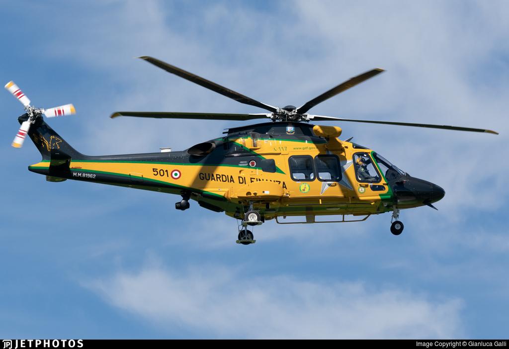 MM81962 - Agusta-Westland AW-169 - Italy - Guardia di Finanza