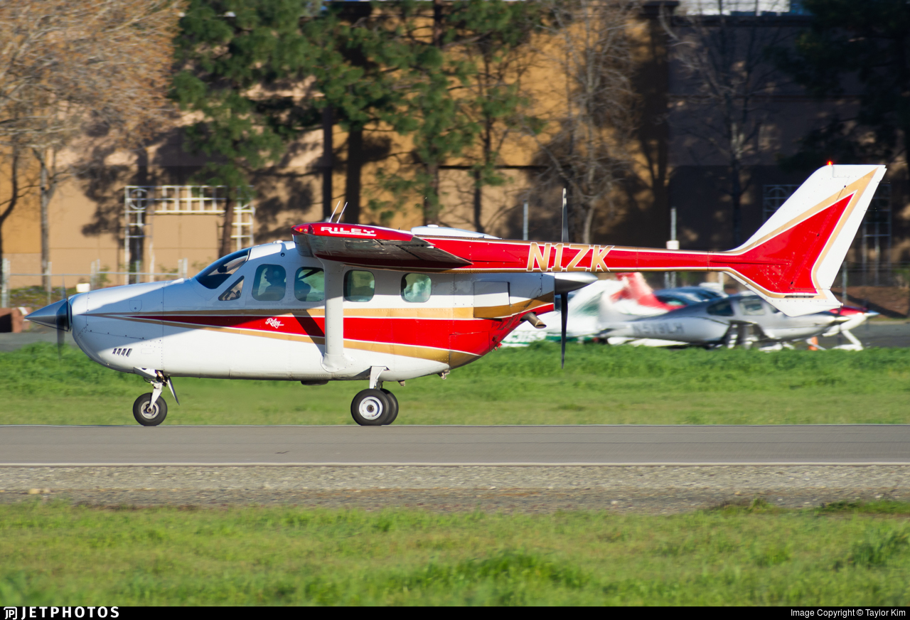 N1ZK - Cessna T337G Super Skymaster - Private