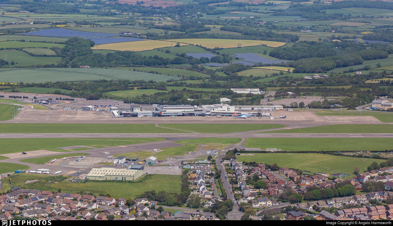 EGFF - Airport - Airport Overview