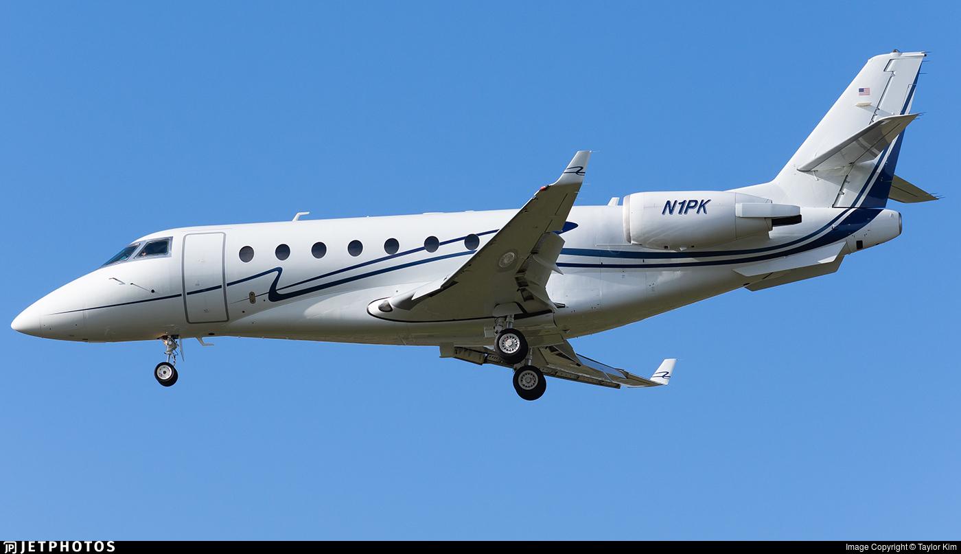N1PK - Gulfstream G200 - Private