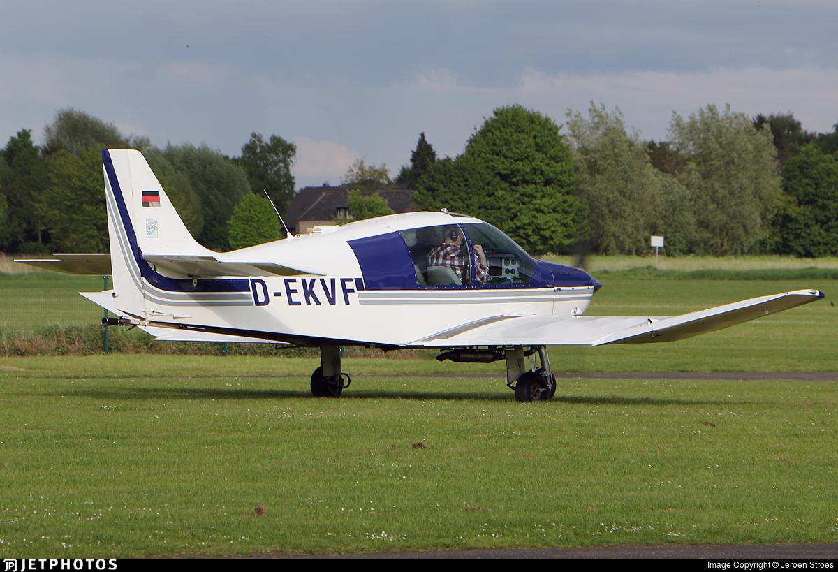 D-EKVF - Robin DR400/180 Régent - Private