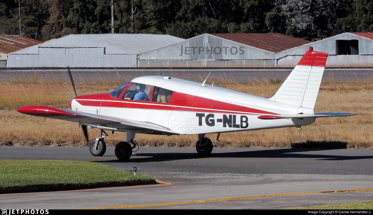 TG-NLB - Piper PA-28-140 Cherokee - Private