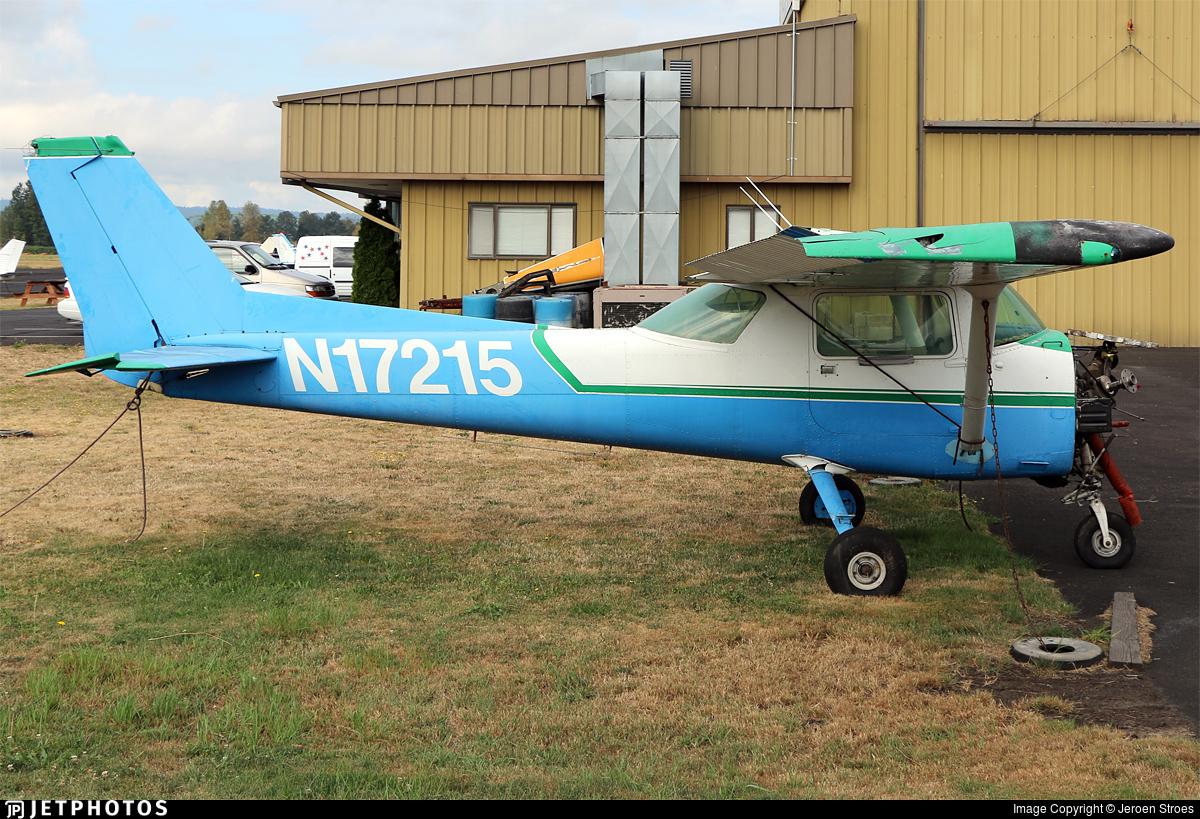 N17215 - Cessna 150L - Private