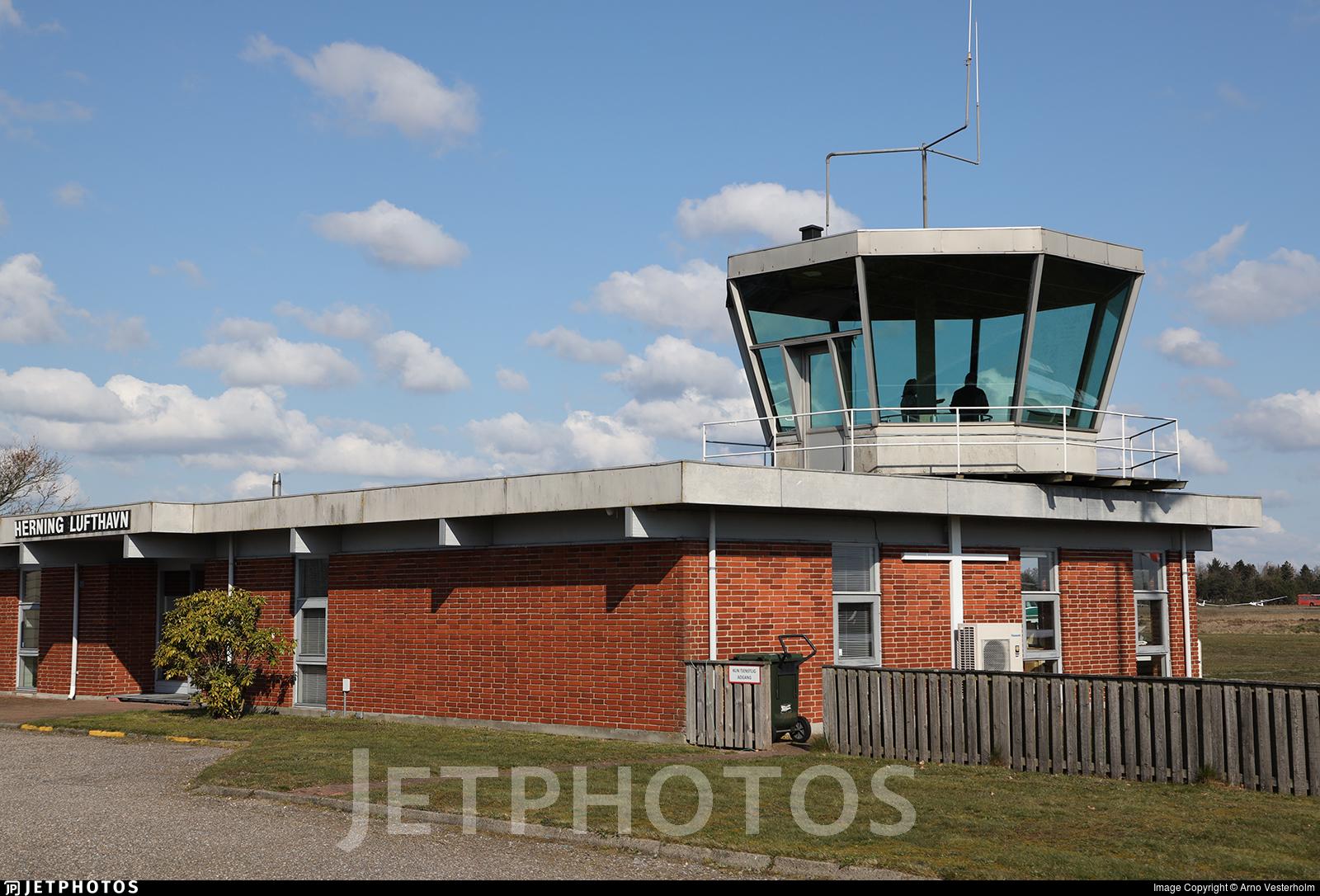 EKHG - Airport - Control Tower