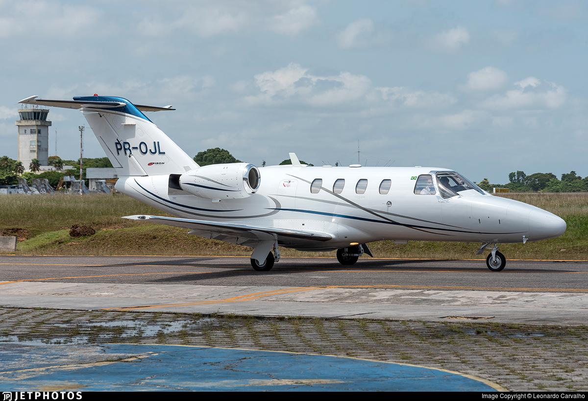 PR-OJL - Cessna 525 Citationjet CJ1 - Private
