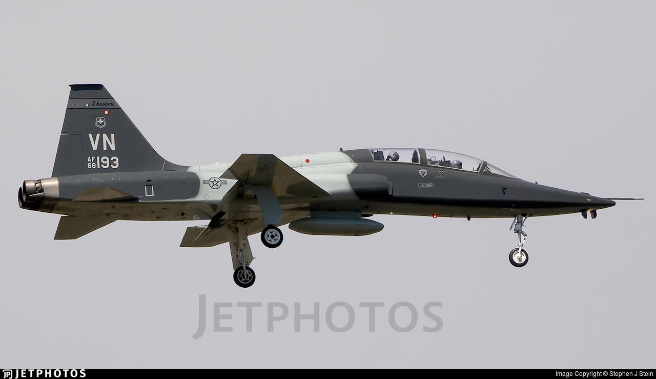 68-8193 - Northrop T-38C Talon - United States - US Air Force (USAF)