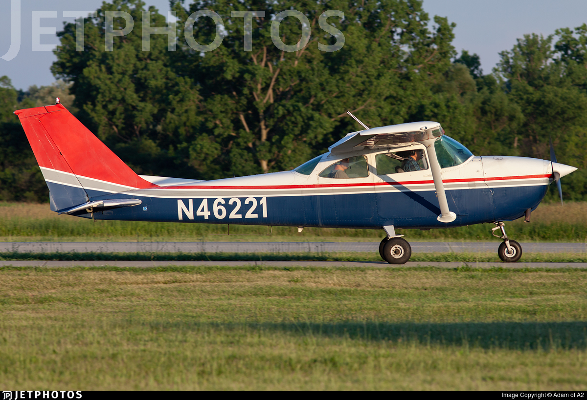 N46221 - Cessna 172I Skyhawk - Private