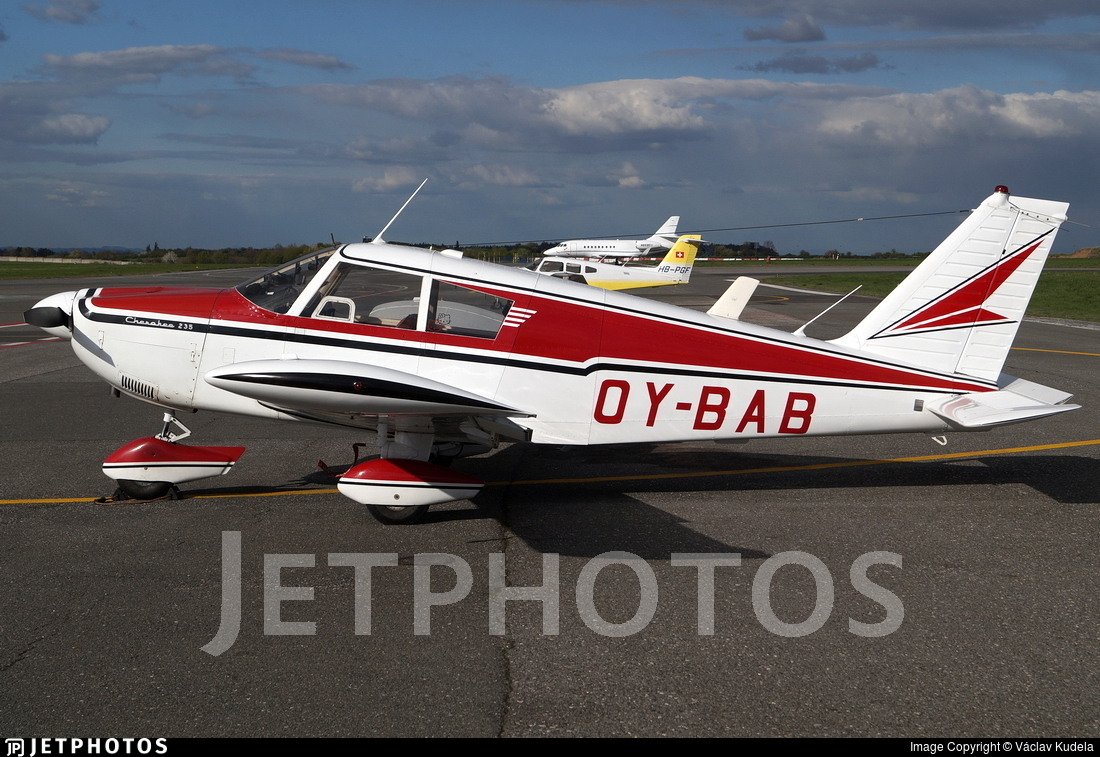 OY-BAB - Piper PA-28-235 Cherokee - Untitled