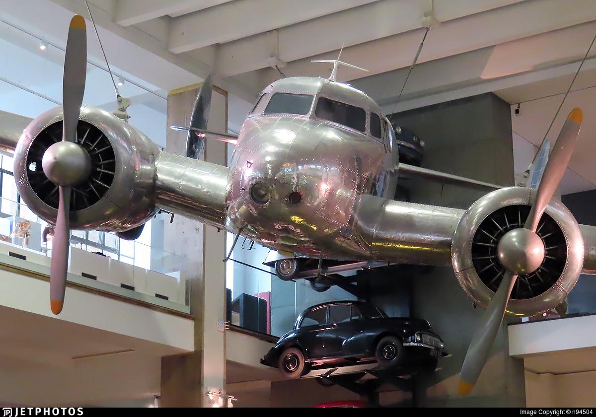NC5171N - Lockheed 10A Electra - Private
