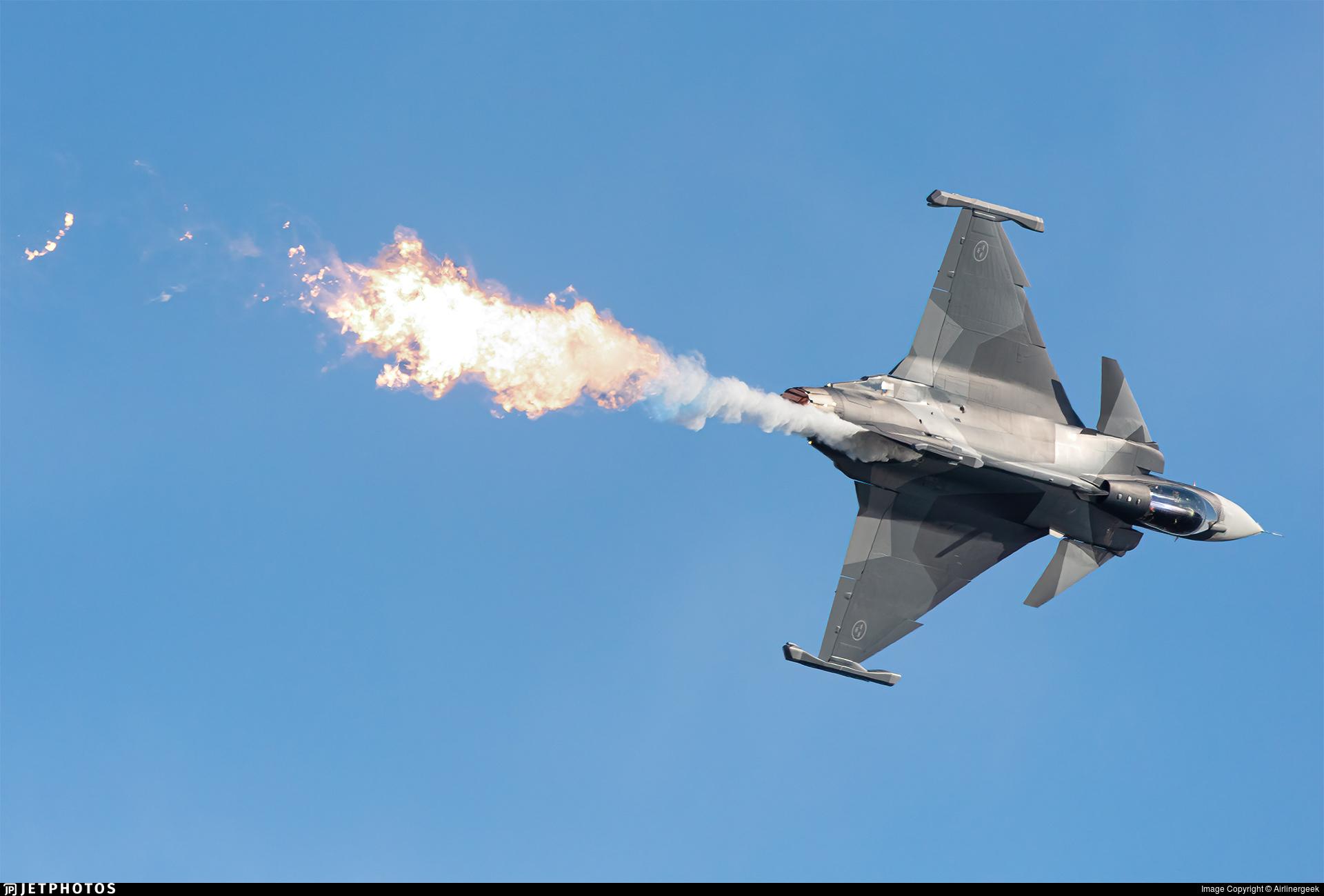 39-10 - Saab JAS-39E Gripen - Sweden - Air Force
