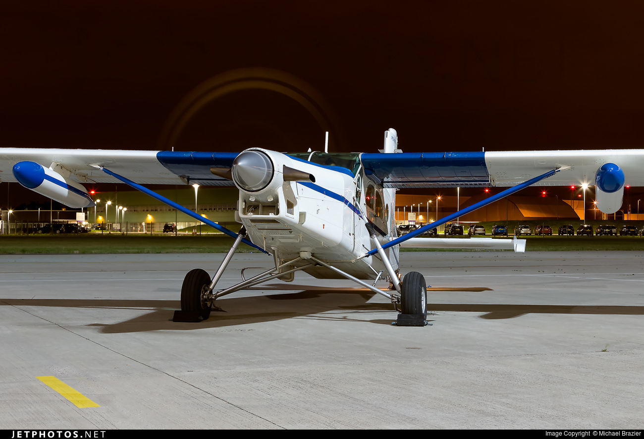 888 - Pilatus PC-6/B2-H4 Turbo Porter - France - Army
