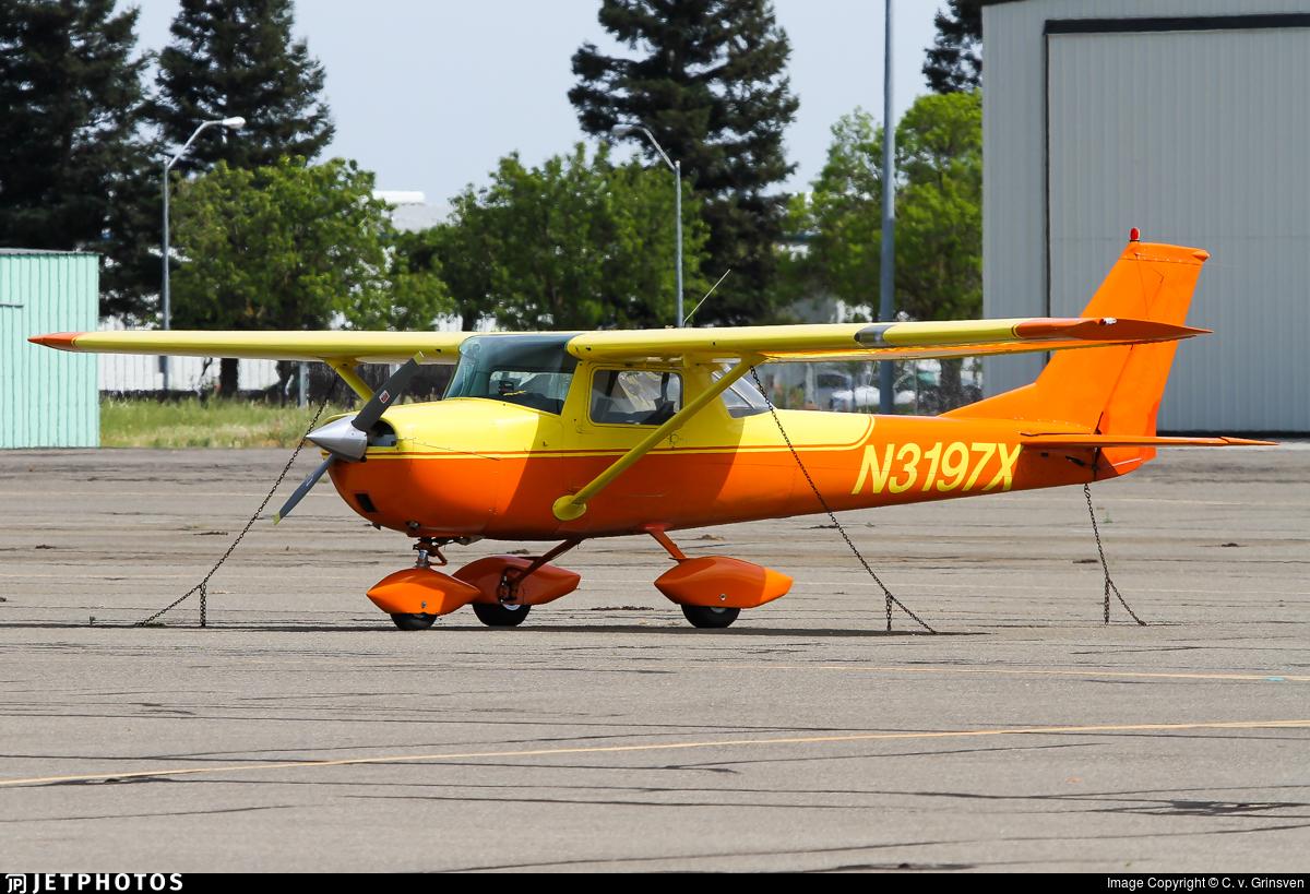 N3197X - Cessna 150G - Private