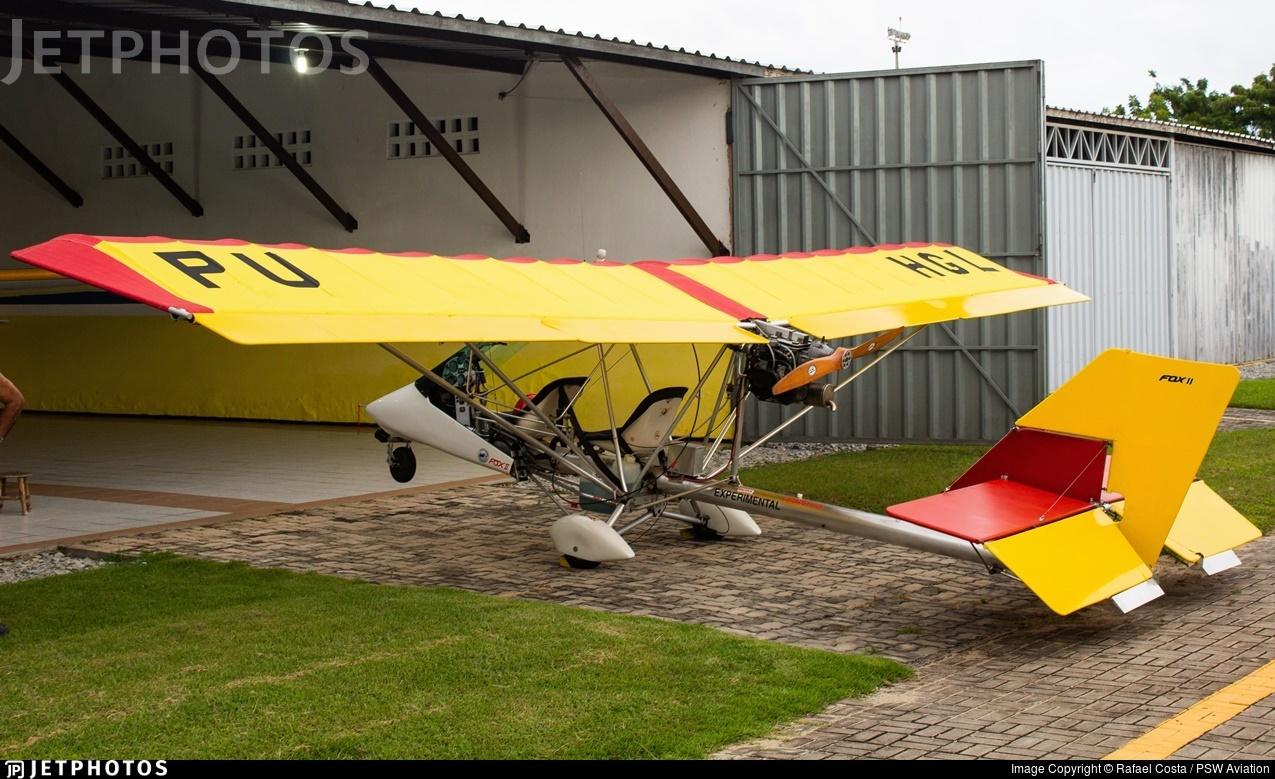 PU-HGL - Vector Fox II - Private