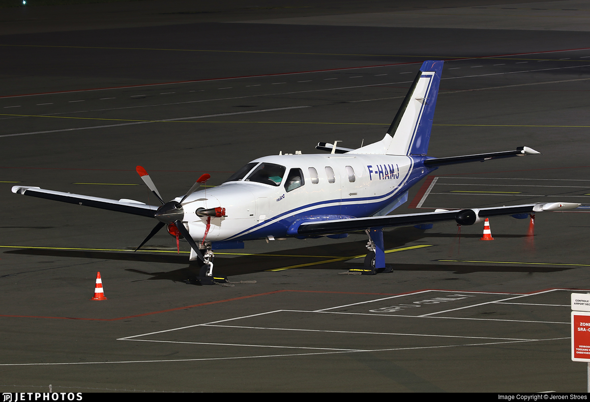 F-HAMJ - Socata TBM-700 - Private