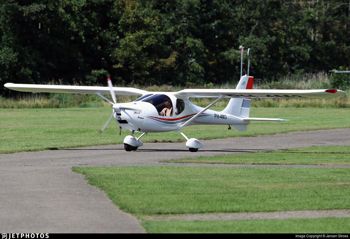 PH-4M3 - Ekolot JK-05 - Private