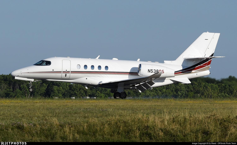 N538QS - Cessna Citation Latitude - NetJets Aviation