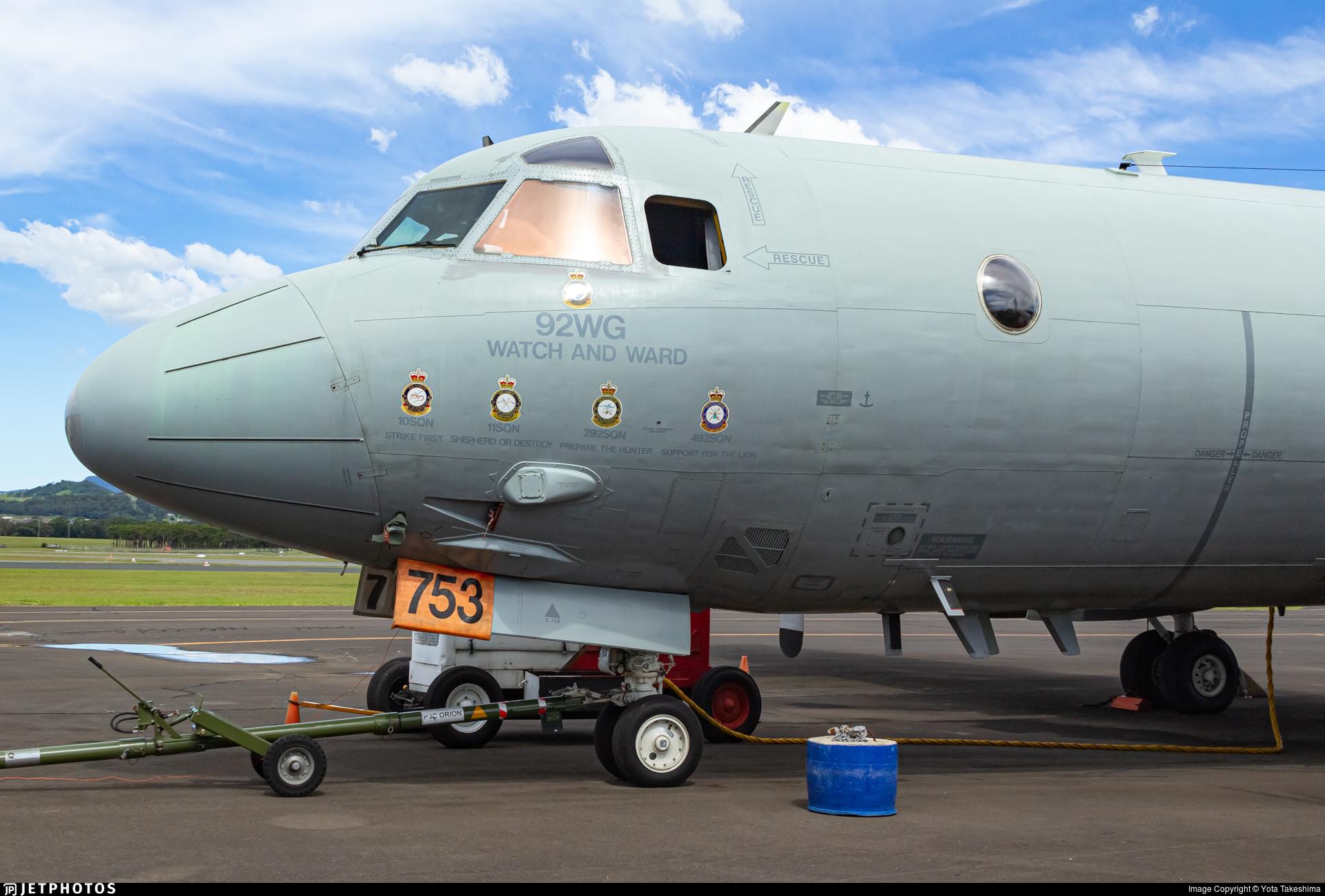 VH-ORI - Lockheed P-3C Orion - Historical Aircraft Restoration Society (HARS)