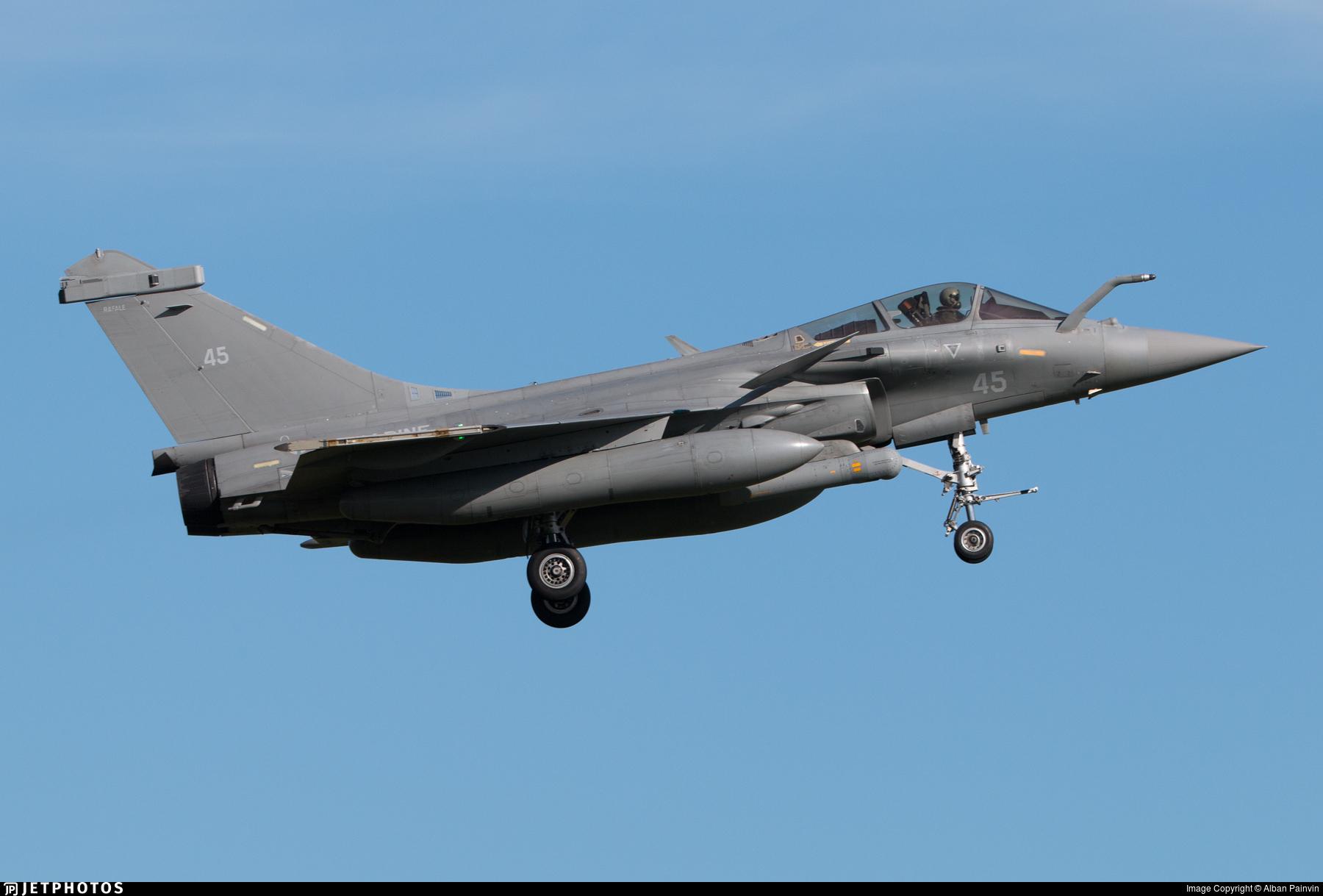 45 - Dassault Rafale M - France - Navy