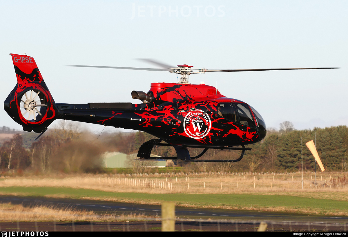 G-IPSE - Airbus Helicopters H130 T2 - Private