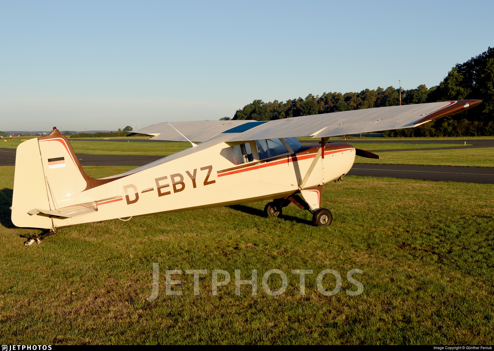 D-EBYZ - Scheibe SF.23A-1 Sperling - Private