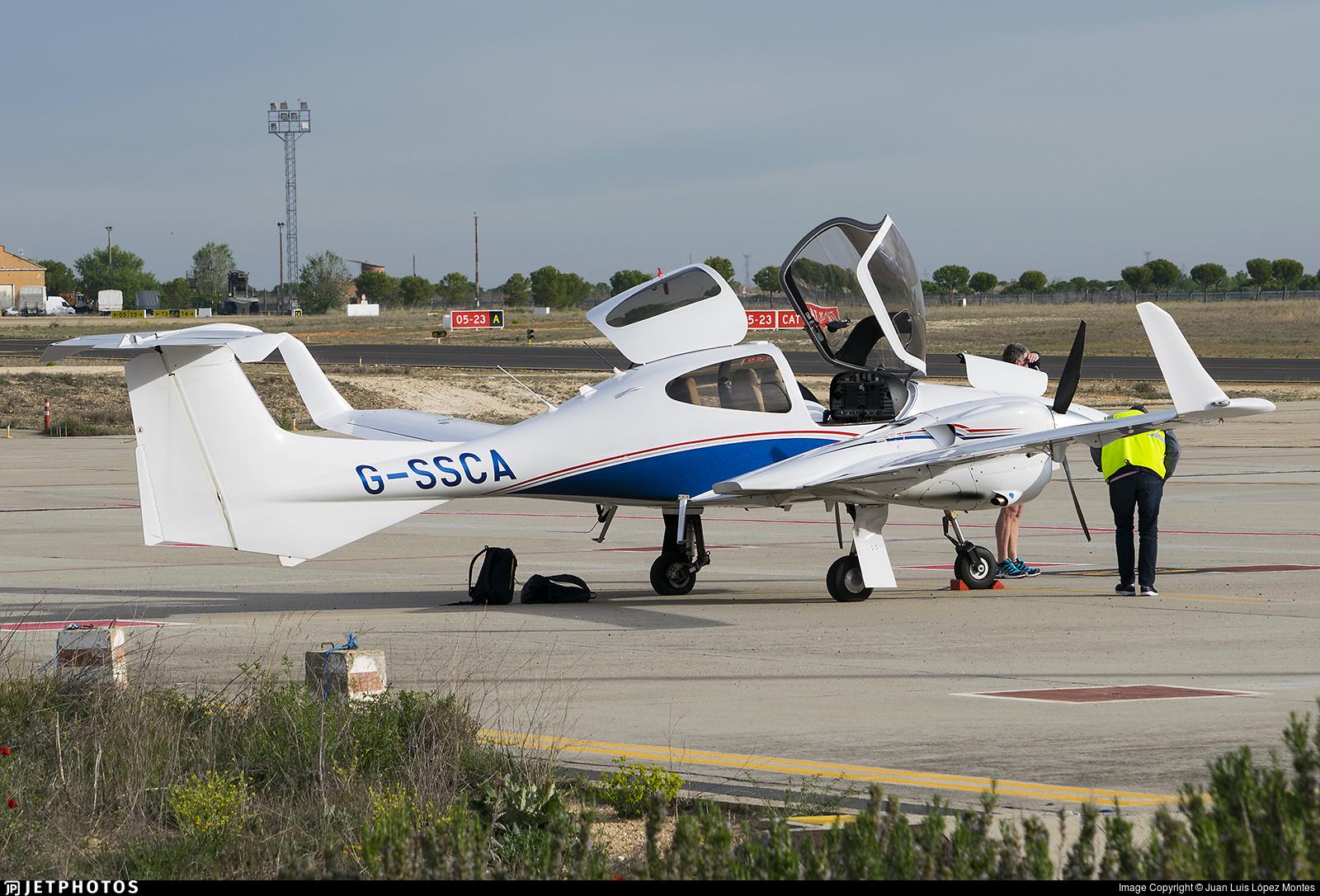 G-SSCA - Diamond DA-42 NG Twin Star - Private