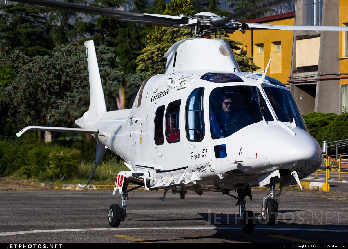 I-PNTD - Agusta A109S Grand - Elitaliana