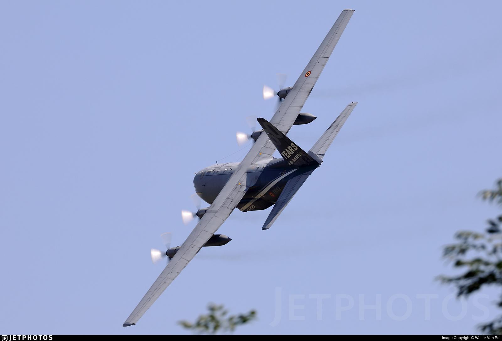 CH-01 - Lockheed C-130H Hercules - Belgium - Air Force