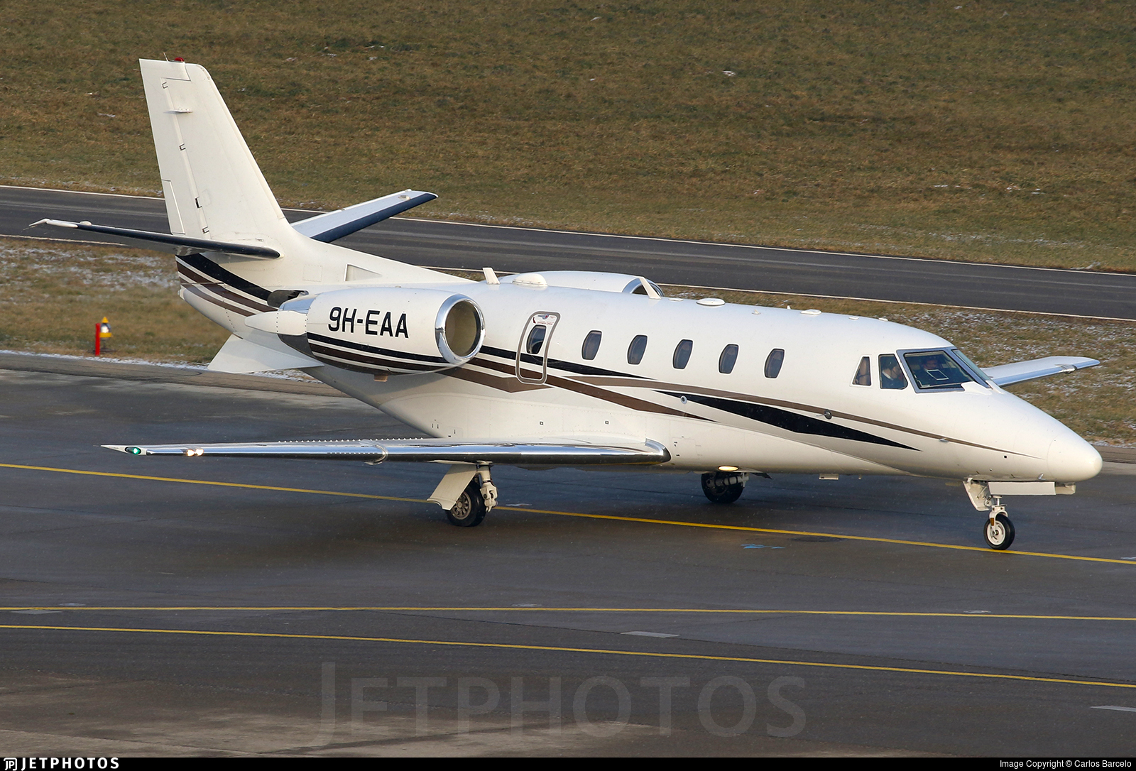 9H-EAA - Cessna 560XL Citation Excel - Private