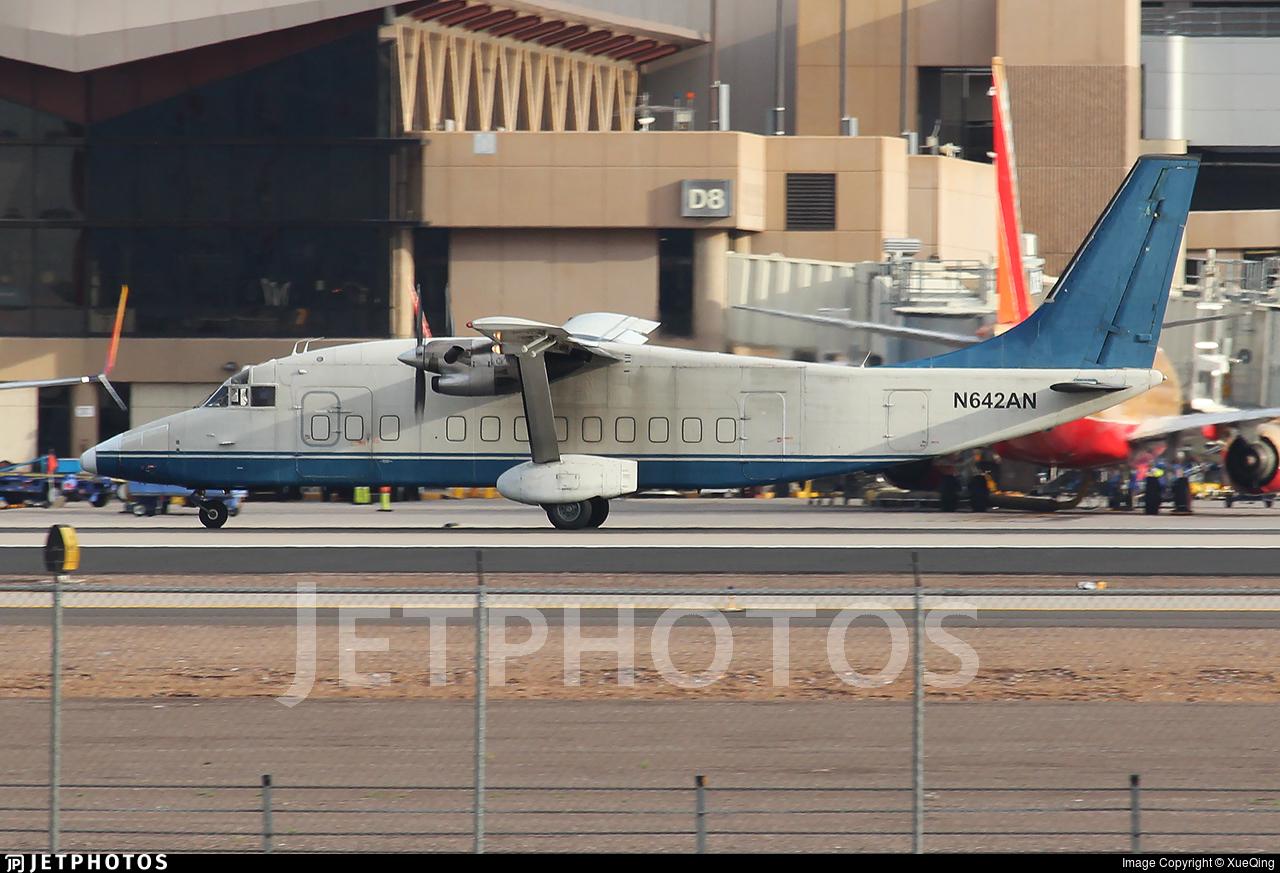 N642AN - Short 360-100 - Air Cargo Carriers