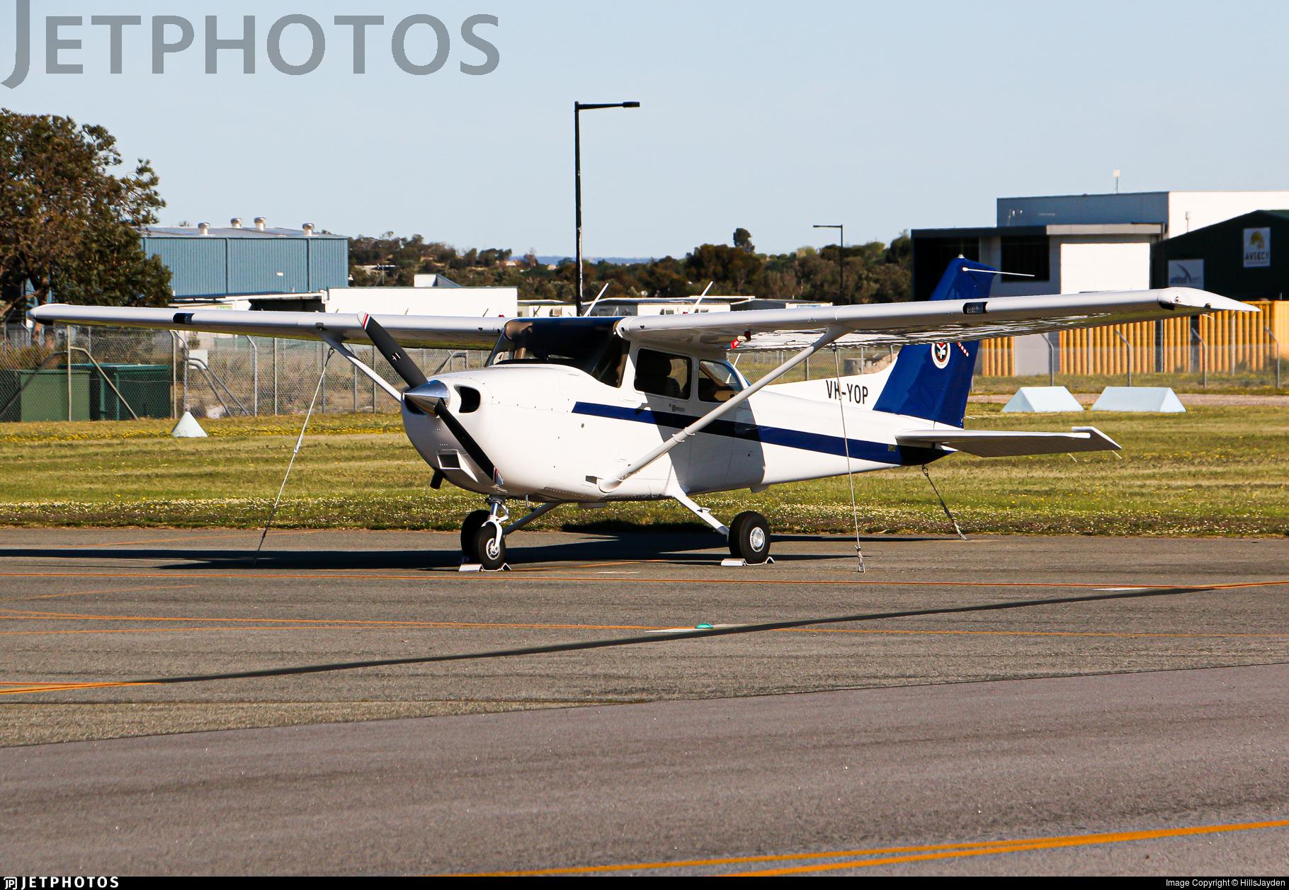 VH-YOP - Cessna 172S Skyhawk SP - Singapore Flying College