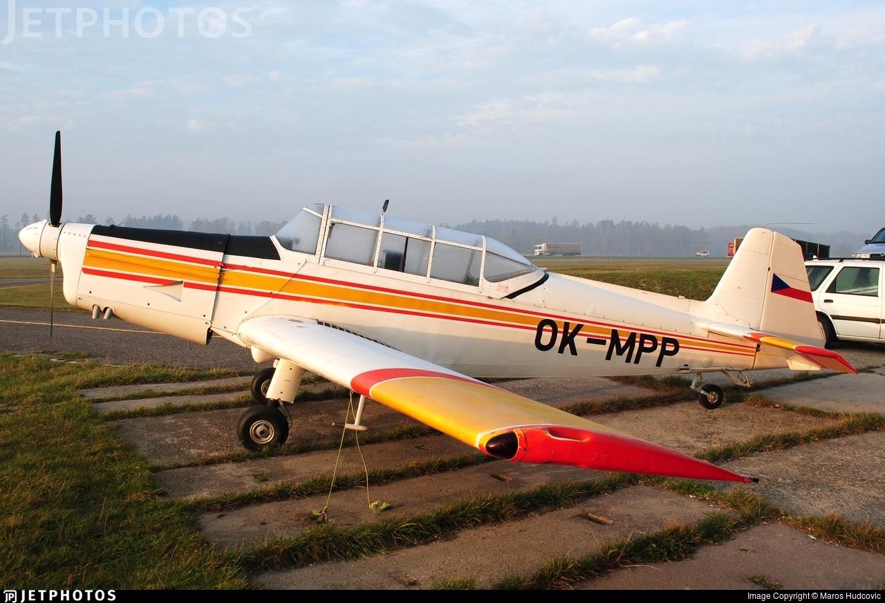 OK-MPP - Zlin 226MS - Private