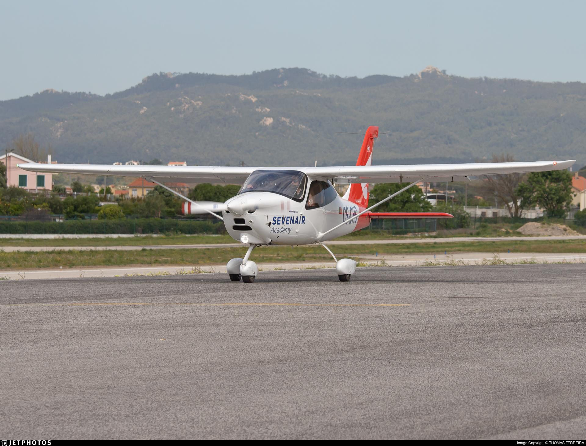 CS-DHS - Tecnam P2008JC MkII - Sevenair