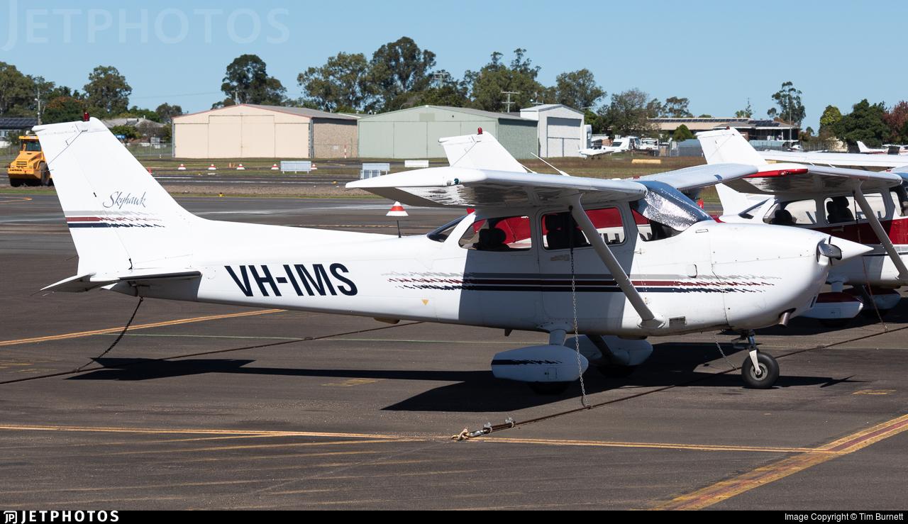 VH-IMS - Cessna 172R Skyhawk - Vectra Aviation
