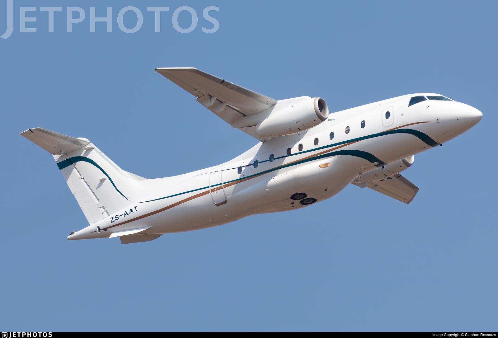 ZS-AAT - Dornier Do-328-300 Jet - Avex Air Transport