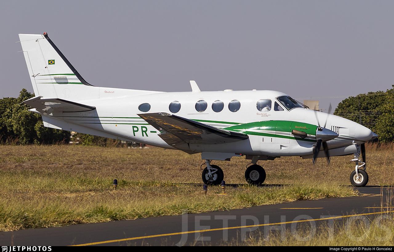 PR-SRA - Beechcraft C90GTi King Air - Private