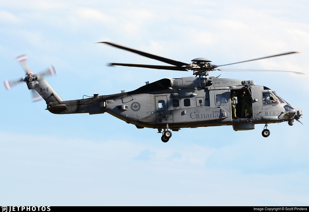148811 - Sikorsky CH-148 Cyclone - Canada - Royal Canadian Air Force (RCAF)
