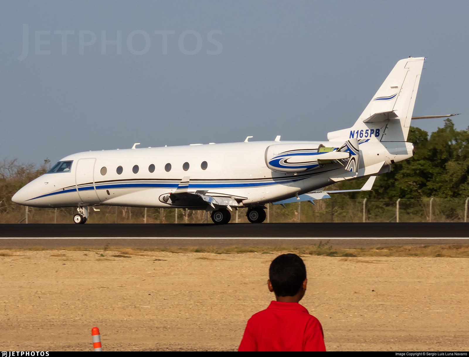 N165PB - IAI Gulfstream G200 - Private