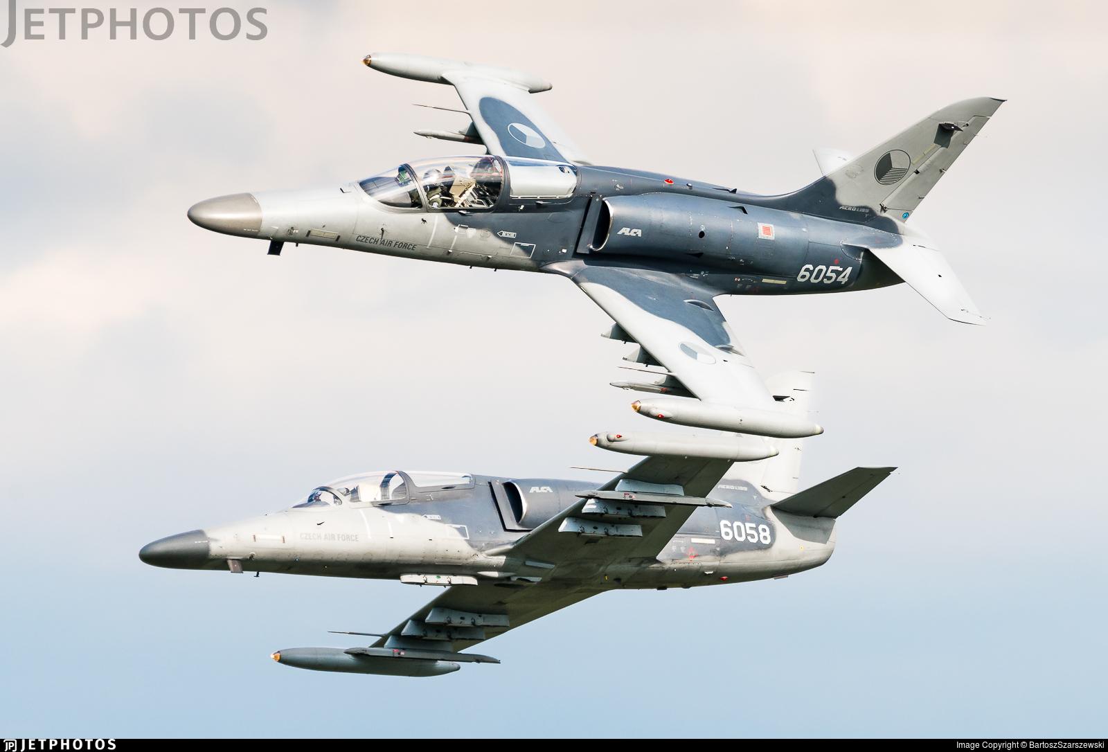 6054 - Aero L-159A Alca - Czech Republic - Air Force