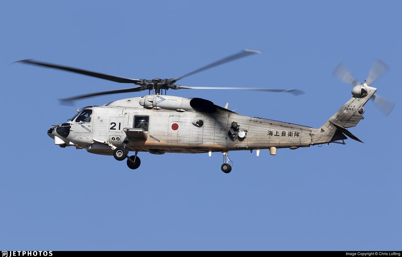 8421 - Sikorsky SH-60K Kai - Japan - Maritime Self Defence Force (JMSDF)
